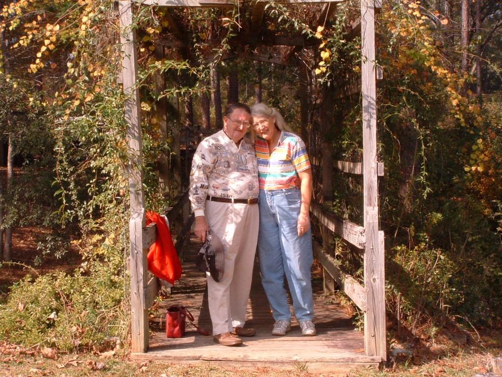 Ginny and John 43 anniversary GCSP