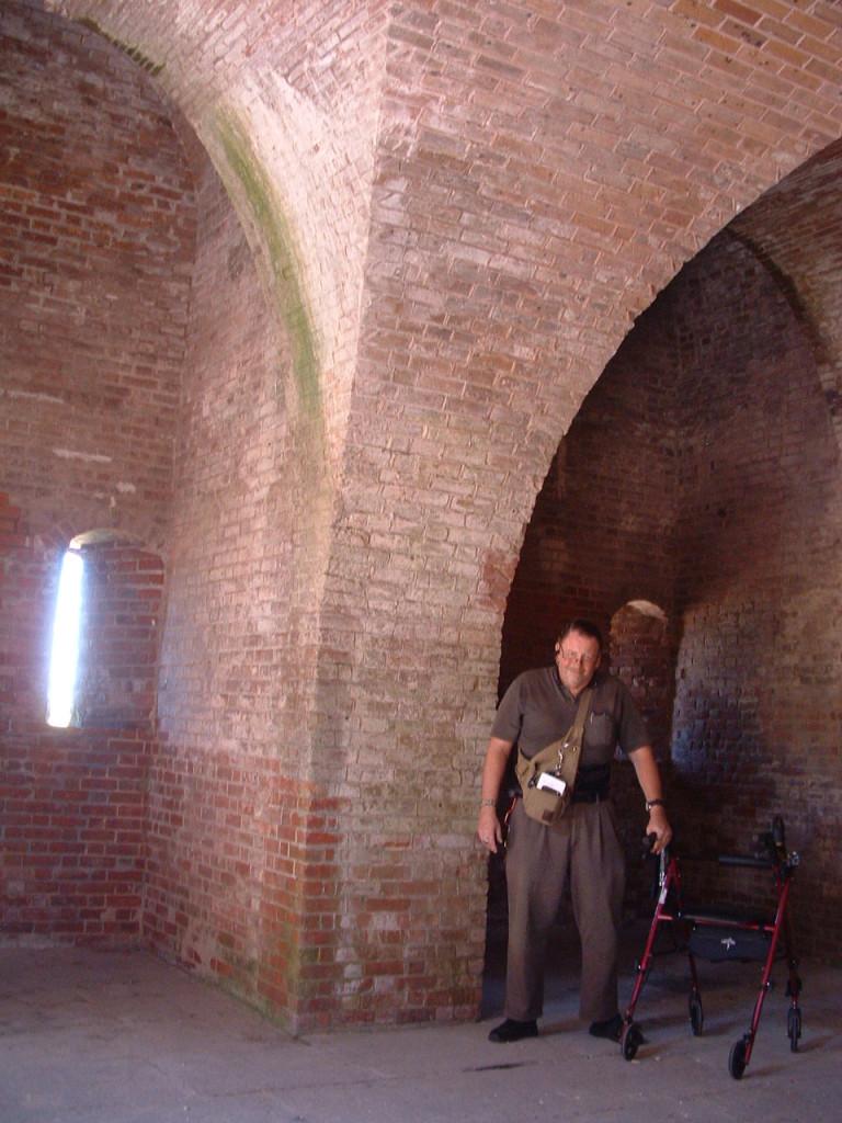 John w brick arches