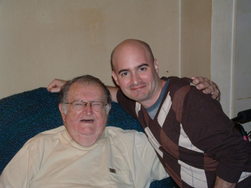 Greg Traub & Dad
